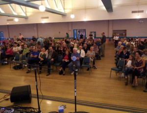 Sunday Assembly Performance at The Balboa Park Club Ballroom in San Diego, CA