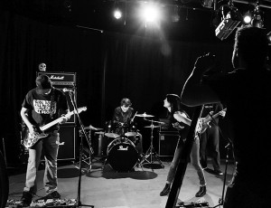 """Just Like You"" Video Shoot at Pixel Productions in San Diego, CA.  Photo by Craig Chaddock."