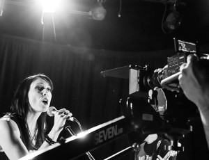 """""""Just Like You"""" Video Shoot at Pixel Productions in San Diego, CA.  Photo by Craig Chaddock."""