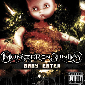 Baby Eater CD - Released August 7th, 2015