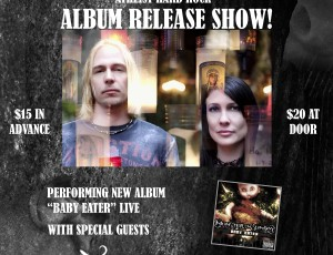 Album Release Show at the Ramona Mainstage in Ramona, CA